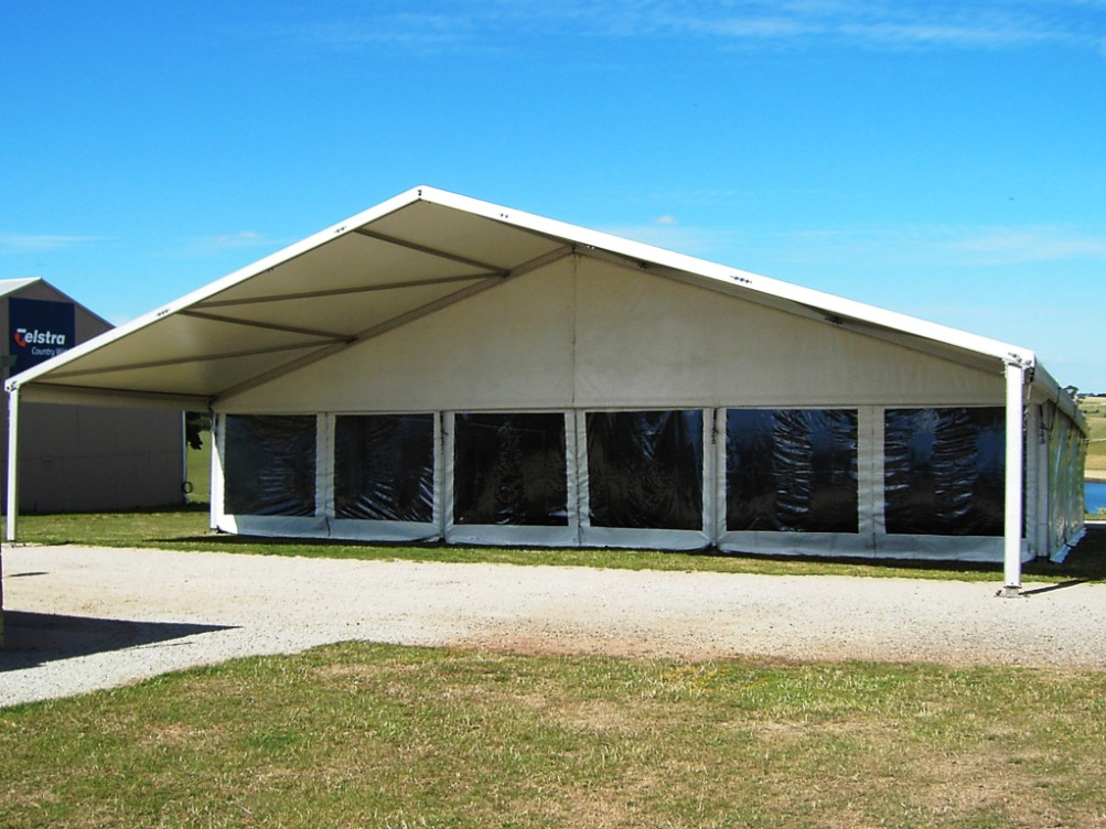 Hoecker Marquee - Trade Shows _ Field Days