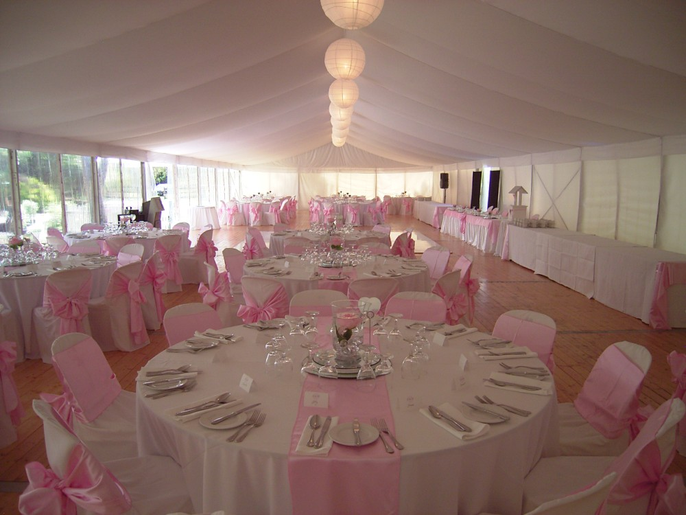 Party Tent - 10x30m Wedding Marquee