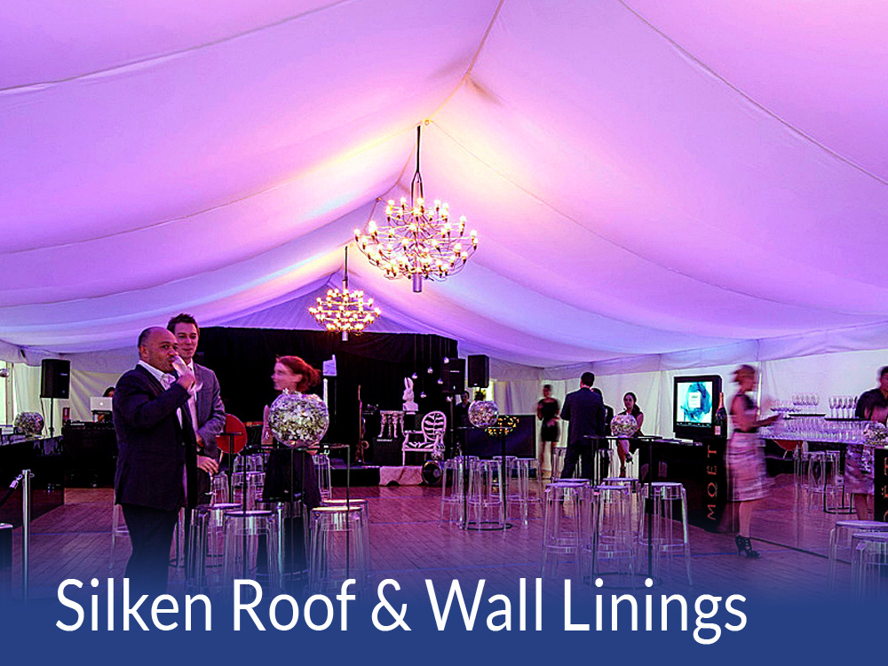 Silken Roof & Wall Linings